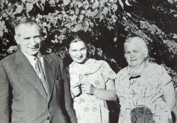 Семья Пушковых