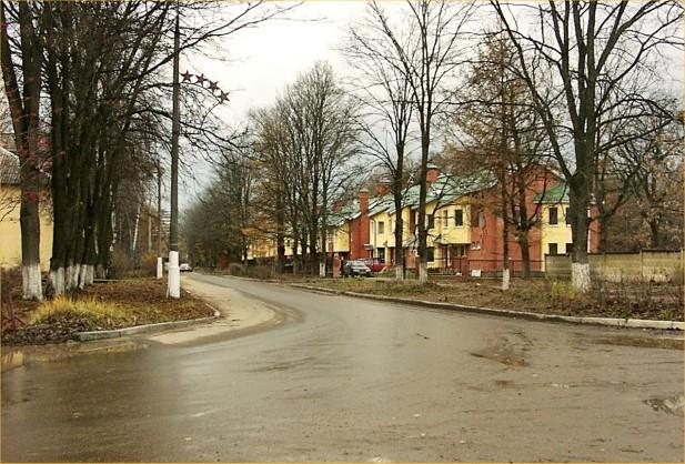 Улица Пушковых в Троицке